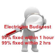 Electrical technician Budapest