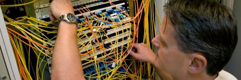villamos hálózat felújítása