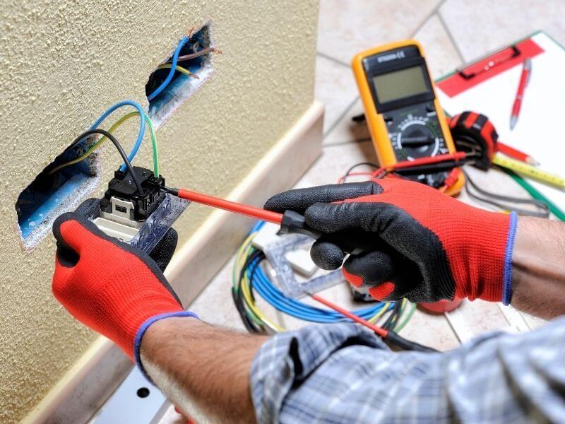 elektromos hibakeresés